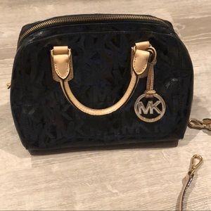 Michael Kors Black small satchel